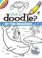 Dover What to Doodle? At the Aquarium