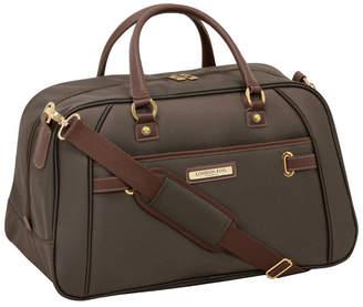 "London Fog Oxford Ii 21"" Softside Weekend Duffel Luggage"