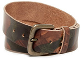 Tommy Bahama Nassua Navigator Leather Belt