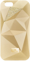 Swarovski Facets Smartphone Incase with Bumper, iPhone® 7 Plus, Gold Tone