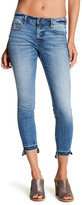 Vigoss Chelsea Released Step Hem Cropped Skinny Jean