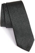 Z Zegna Men's Textured Silk Tie