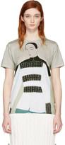 J.W.Anderson SSENSE Exclusive Grey Kelly Beeman Edition Graphic T-Shirt
