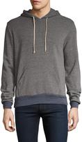 Alternative Apparel Men's Hoodlum Eco-Fleece Pullover Hoodie