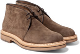 Brunello Cucinelli - Suede Desert Boots