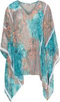 Mat Plus Size Oversized paisley print tunic