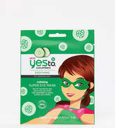 YES TO Yes To Cucumbers Soothing Super Eye Mask