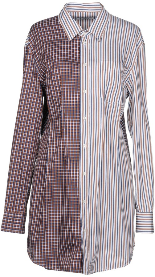 Dondup Shirts - Item 38743725SR