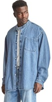 The archive re-issue heritage denim shirt