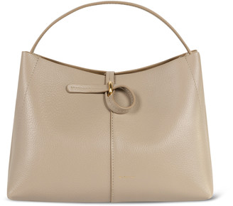 Wandler Ava Mini Leather Top-Handle Bag