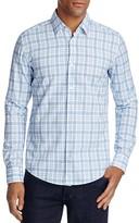 BOSS Reid Plaid Slim Fit Button-Down Shirt