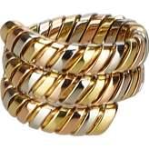 Bulgari Serpenti yellow gold ring