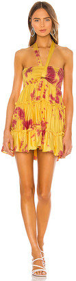 Privacy Please Sunset Beach Dress