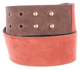 Rag & Bone Suede Waist Belt