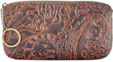 Patricia Nash Burnished Tooled Lace Bicchieri Sunglass Case