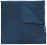 DSQUARED2 monogram jacquard scarf