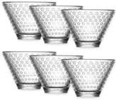 La Rochere Mini Star Fruit Cups (Set of 6)