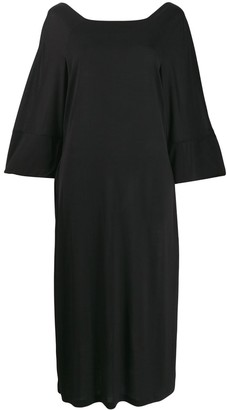 Henrik Vibskov Long Sleeve Midi Dress