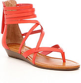 Jessica Simpson Roselen Strappy Flat Thong Sandals
