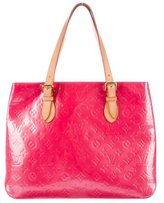Louis Vuitton Vernis Brentwood Tote