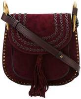 Chloé Small Hudson shoulder bag - women - Suede - One Size