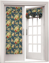 Waverly Sanctuary Rose Rod-Pocket Door Panel