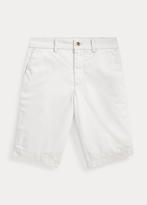 Ralph Lauren Cotton Poplin Short