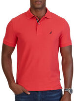 Nautica Slm Fit Performance Deck Polo Shirt