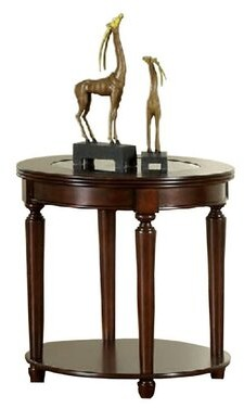 Thumbnail for your product : Alcott Hill Knopf End Table