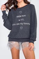 Wildfox Couture Wifi Pullover