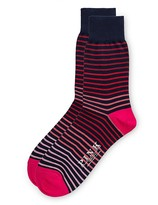 Thomas Pink Hillard Stripe Socks
