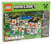 Lego Minecraft(TM) The Fortress - 21127