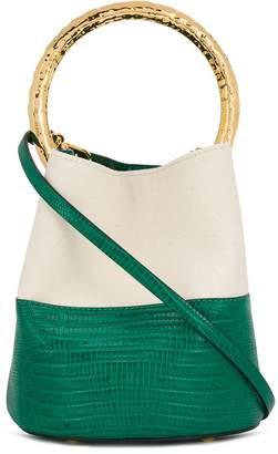 Marni Pannier colour-block bucket bag