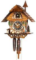 Small Husli Bell Ringer Cuckoo Clock