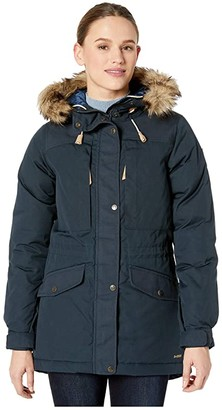 Fjallraven Singi Down Jacket (Black) Women's Coat