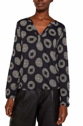Esprit Women's 999ee1k840 Long Sleeve Top