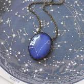 JuJu Treasures Pisces Zodiac Constellation Necklace