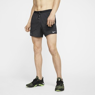 "Nike Men's 5"" Brief-Lined Running Shorts Flex Stride Future Fast"