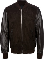 Diesel Black Gold 'linksa' bomber jacket