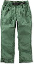 Carter's Cotton Utility Pants, Toddler Boys (2T-4T)