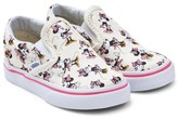 Vans Disney Minnie Mouse Classic Slip On Trainers