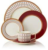 Wedgwood Renaissance Ruby 5-Piece Place Setting