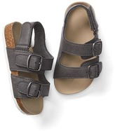 Gap Cork buckle sandals