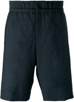 Wooyoungmi tailored shorts - men - Mohair/Wool - 48