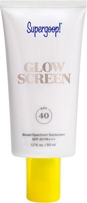 Supergoop! Glowscreen Broad Spectrum Sunscreen SPF 40