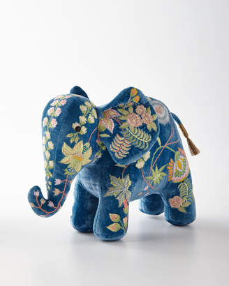 Riviera Anke Drechsel Madame Bovary Blue Elephant Decor