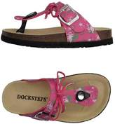 Docksteps Toe post sandal