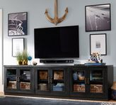 Pottery Barn Reynolds Long Low Media Suite