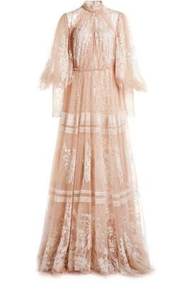 Biyan Imoreia Tulle Gown