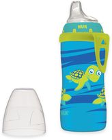 NUK 10 oz. Turtle Active Cup in Blue/Green